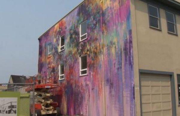 british-artist-shares-inspiration-eureka's-newest-mural
