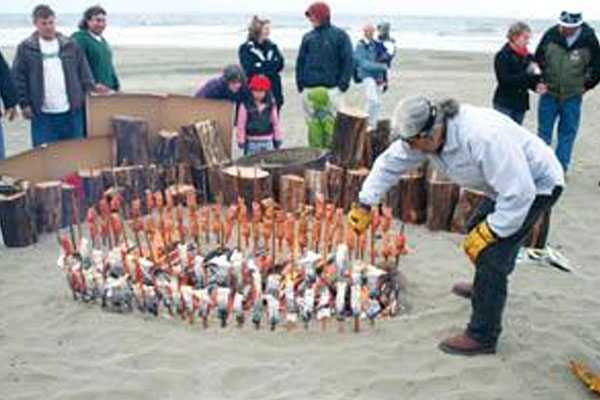 after none last year yurok salmon festival will have