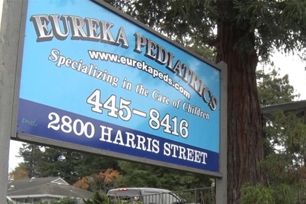 Providers To Stay In Area When Eureka Pediatrics Closes December 31    KIEM TV | Redwood News
