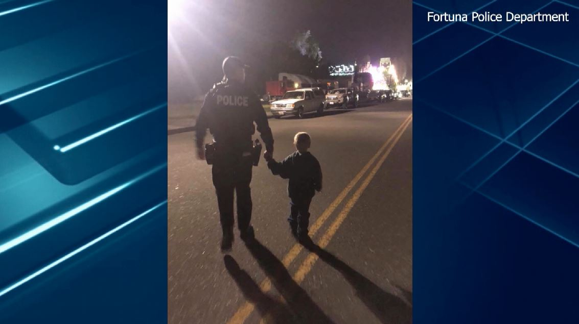 Fortuna Police Reminds You To Round Up Your Kids During