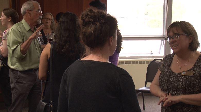 Mayor of Eureka Welcomes New St  Joseph Hospital Family